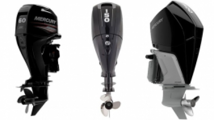 Mercury Outboards image